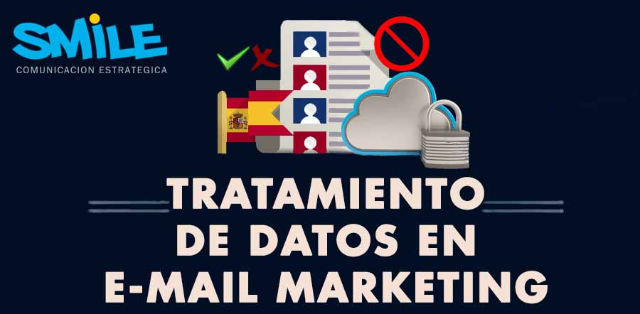 Smile Comunicación - Tratamiento de datos para e-mail Marketing Legal