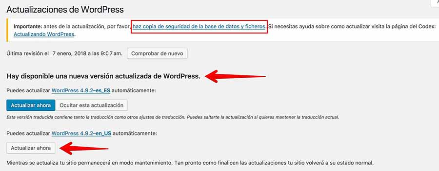 SmileComunicacion-Acualizacion-a-la-ultima-version-de-wordPress-900x352