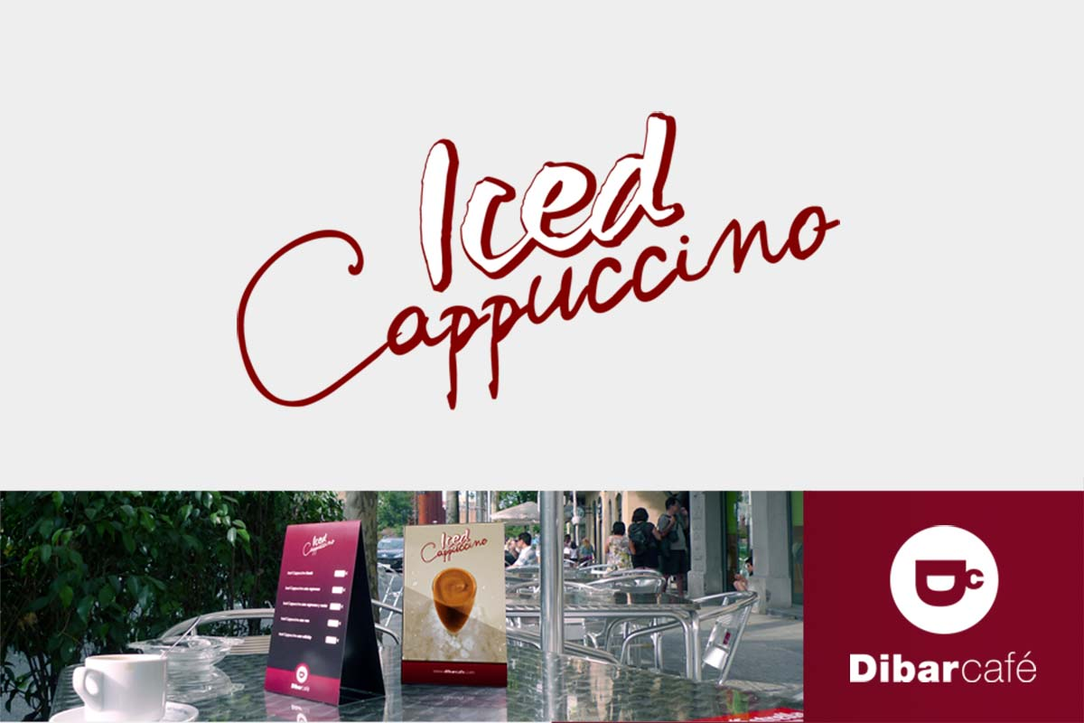 logo Iced Capuccino