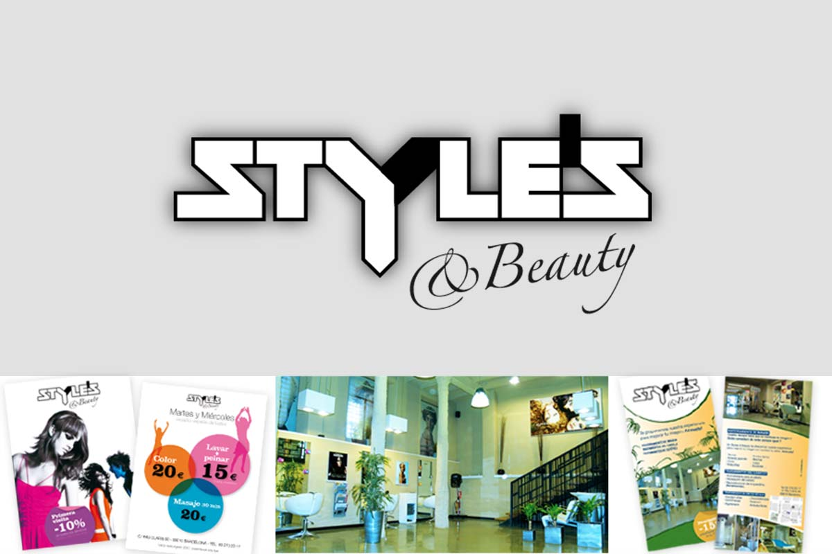 Logo Styles and beauty