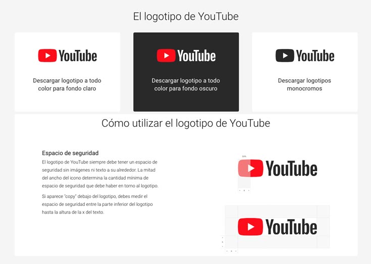 Manual de identidad corporativa youtube